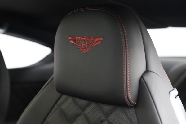 Used 2017 Bentley Continental GT V8 S for sale $146,900 at Pagani of Greenwich in Greenwich CT 06830 18