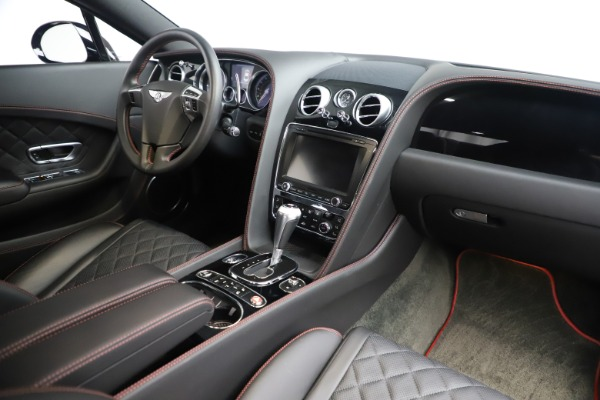 Used 2017 Bentley Continental GT V8 S for sale $146,900 at Pagani of Greenwich in Greenwich CT 06830 23