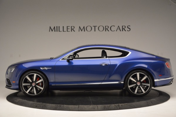Used 2017 Bentley Continental GT V8 S for sale $146,900 at Pagani of Greenwich in Greenwich CT 06830 3