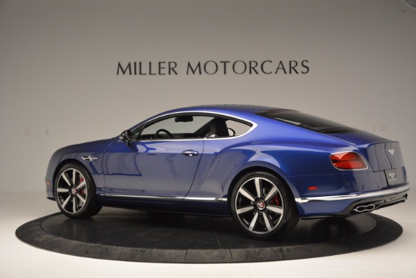 Used 2017 Bentley Continental GT V8 S for sale $146,900 at Pagani of Greenwich in Greenwich CT 06830 4