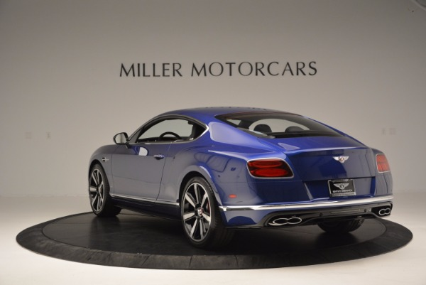 Used 2017 Bentley Continental GT V8 S for sale $146,900 at Pagani of Greenwich in Greenwich CT 06830 5
