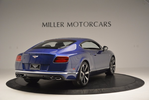 Used 2017 Bentley Continental GT V8 S for sale $146,900 at Pagani of Greenwich in Greenwich CT 06830 7