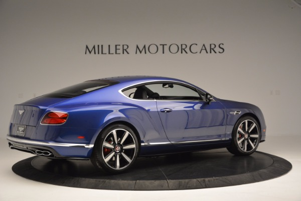 Used 2017 Bentley Continental GT V8 S for sale $146,900 at Pagani of Greenwich in Greenwich CT 06830 8