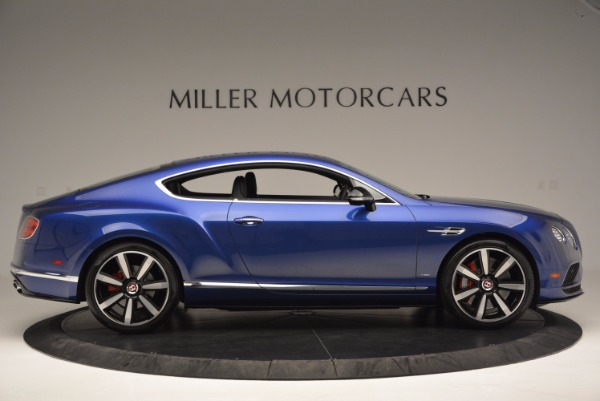 Used 2017 Bentley Continental GT V8 S for sale $146,900 at Pagani of Greenwich in Greenwich CT 06830 9