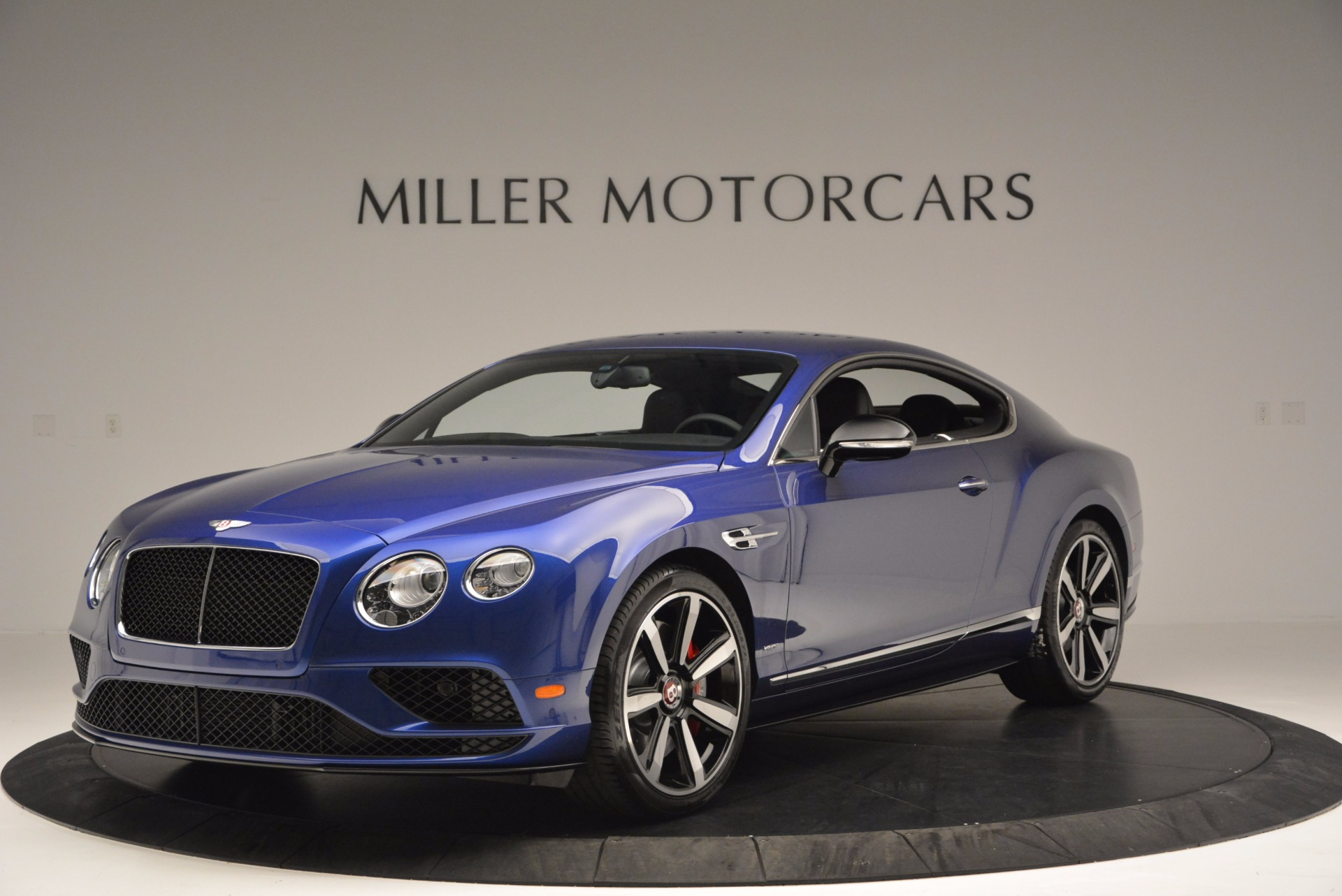 Used 2017 Bentley Continental GT V8 S for sale $146,900 at Pagani of Greenwich in Greenwich CT 06830 1