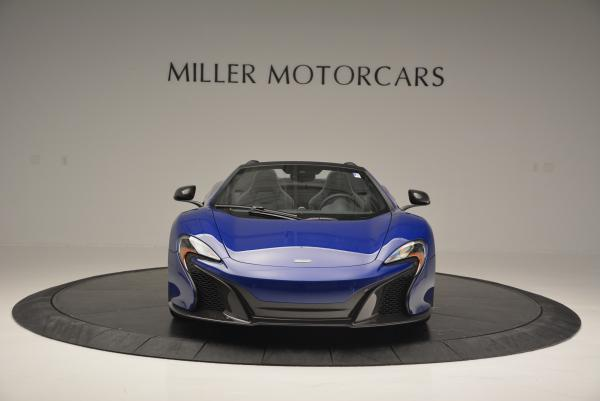 Used 2016 McLaren 650S Spider for sale Sold at Pagani of Greenwich in Greenwich CT 06830 12