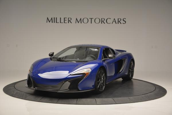 Used 2016 McLaren 650S Spider for sale Sold at Pagani of Greenwich in Greenwich CT 06830 13