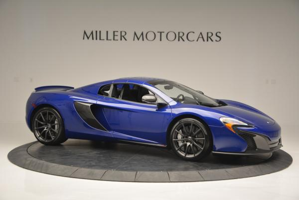 Used 2016 McLaren 650S Spider for sale Sold at Pagani of Greenwich in Greenwich CT 06830 19