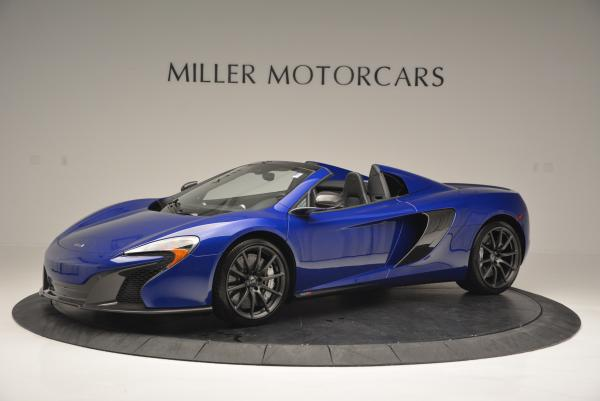 Used 2016 McLaren 650S Spider for sale Sold at Pagani of Greenwich in Greenwich CT 06830 2