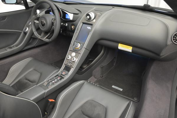 Used 2016 McLaren 650S Spider for sale Sold at Pagani of Greenwich in Greenwich CT 06830 25