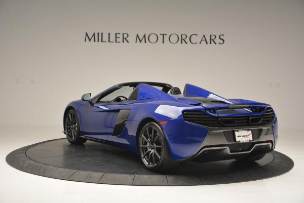 Used 2016 McLaren 650S Spider for sale Sold at Pagani of Greenwich in Greenwich CT 06830 5