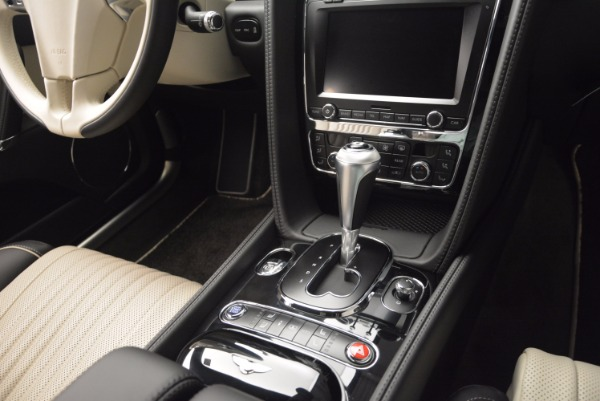 New 2017 Bentley Flying Spur V8 S for sale Sold at Pagani of Greenwich in Greenwich CT 06830 26