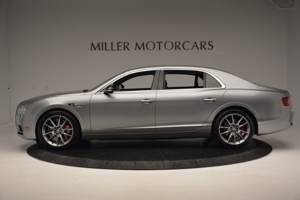 New 2017 Bentley Flying Spur V8 S for sale Sold at Pagani of Greenwich in Greenwich CT 06830 4