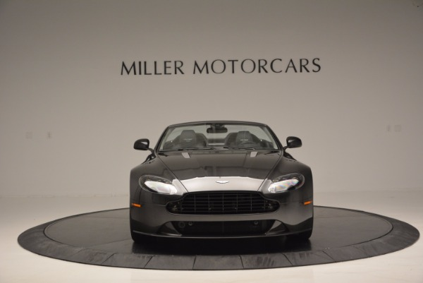 Used 2016 Aston Martin V8 Vantage S Roadster for sale Sold at Pagani of Greenwich in Greenwich CT 06830 11