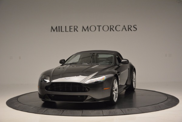 Used 2016 Aston Martin V8 Vantage S Roadster for sale Sold at Pagani of Greenwich in Greenwich CT 06830 13