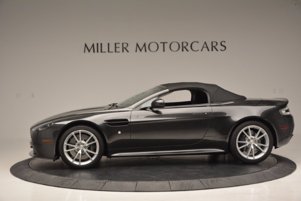Used 2016 Aston Martin V8 Vantage S Roadster for sale Sold at Pagani of Greenwich in Greenwich CT 06830 15