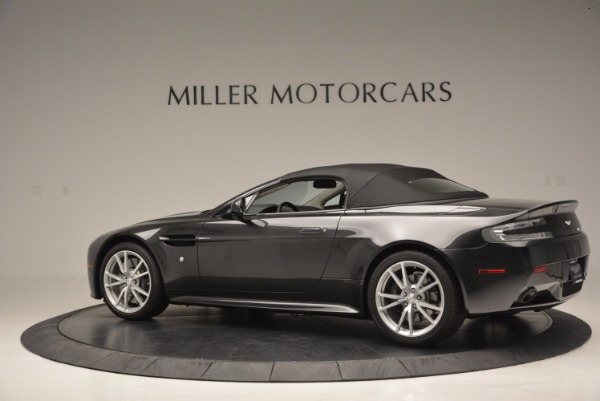 Used 2016 Aston Martin V8 Vantage S Roadster for sale Sold at Pagani of Greenwich in Greenwich CT 06830 16