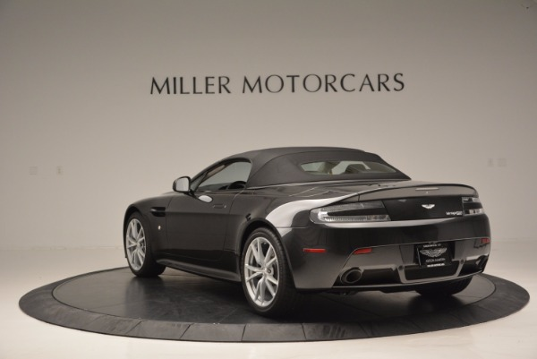 Used 2016 Aston Martin V8 Vantage S Roadster for sale Sold at Pagani of Greenwich in Greenwich CT 06830 17