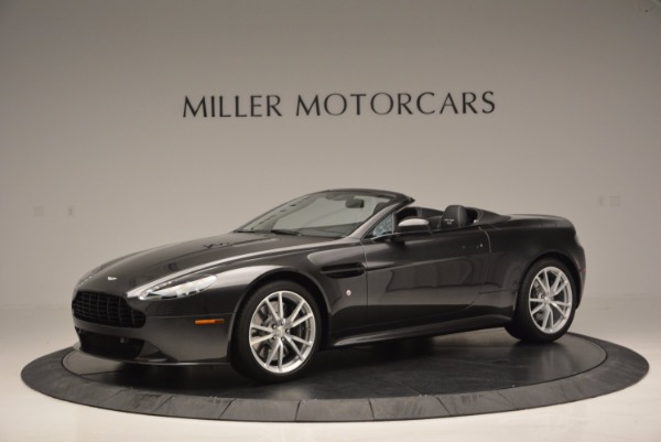 Used 2016 Aston Martin V8 Vantage S Roadster for sale Sold at Pagani of Greenwich in Greenwich CT 06830 2