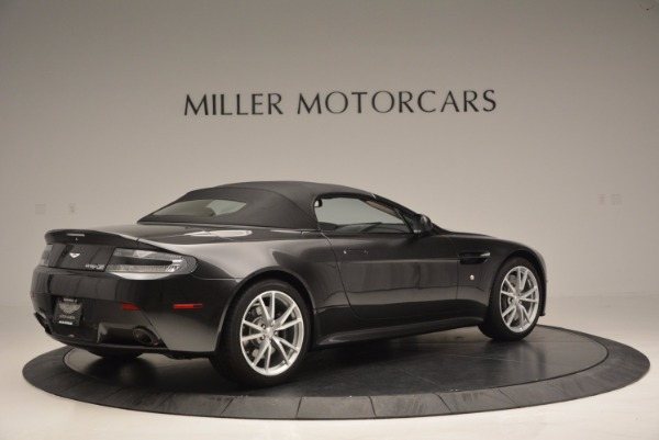 Used 2016 Aston Martin V8 Vantage S Roadster for sale Sold at Pagani of Greenwich in Greenwich CT 06830 20