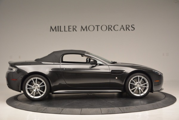 Used 2016 Aston Martin V8 Vantage S Roadster for sale Sold at Pagani of Greenwich in Greenwich CT 06830 21