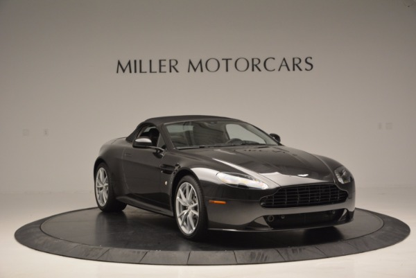 Used 2016 Aston Martin V8 Vantage S Roadster for sale Sold at Pagani of Greenwich in Greenwich CT 06830 23