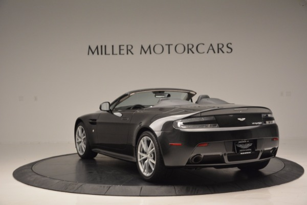 Used 2016 Aston Martin V8 Vantage S Roadster for sale Sold at Pagani of Greenwich in Greenwich CT 06830 5