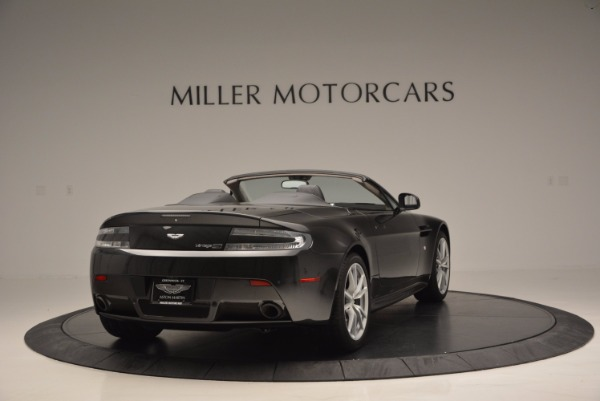 Used 2016 Aston Martin V8 Vantage S Roadster for sale Sold at Pagani of Greenwich in Greenwich CT 06830 6
