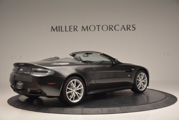 Used 2016 Aston Martin V8 Vantage S Roadster for sale Sold at Pagani of Greenwich in Greenwich CT 06830 7