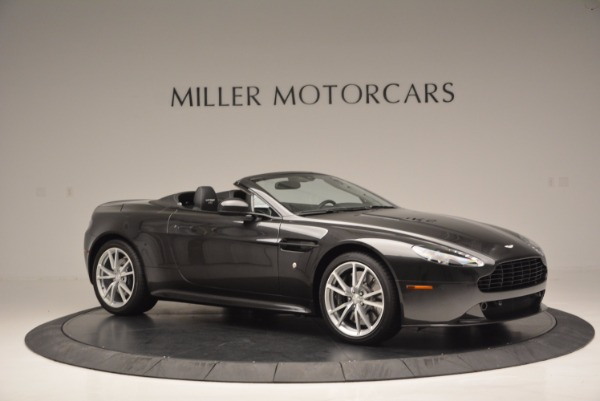 Used 2016 Aston Martin V8 Vantage S Roadster for sale Sold at Pagani of Greenwich in Greenwich CT 06830 9