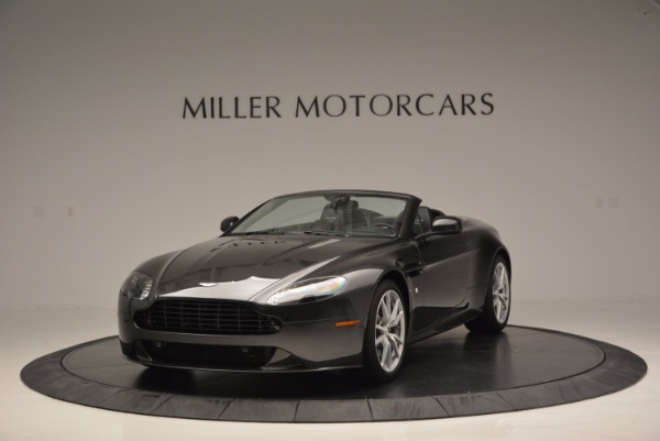 Used 2016 Aston Martin V8 Vantage S Roadster for sale Sold at Pagani of Greenwich in Greenwich CT 06830 1