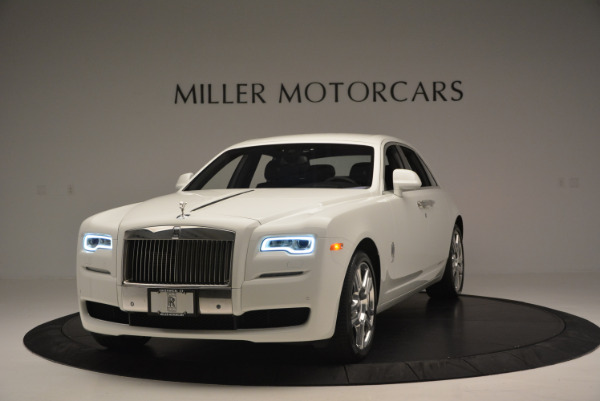 Used 2016 Rolls-Royce Ghost Series II for sale Sold at Pagani of Greenwich in Greenwich CT 06830 2