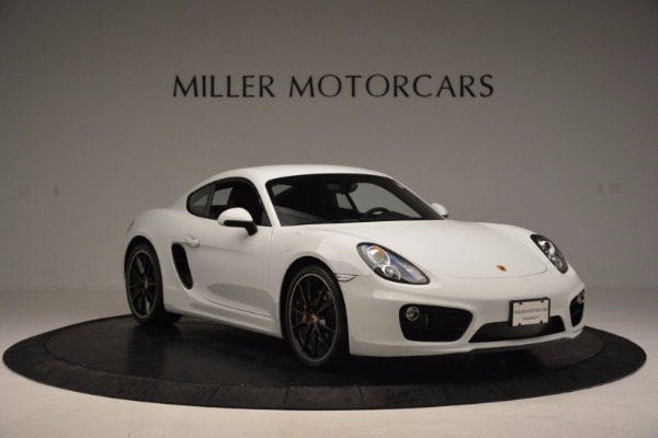 Used 2014 Porsche Cayman S for sale Sold at Pagani of Greenwich in Greenwich CT 06830 11