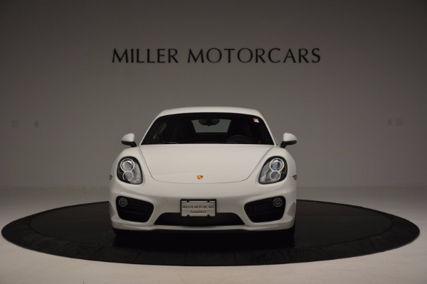 Used 2014 Porsche Cayman S for sale Sold at Pagani of Greenwich in Greenwich CT 06830 12