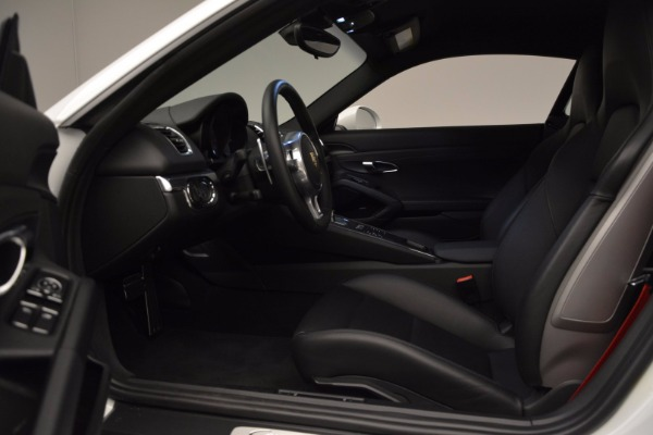 Used 2014 Porsche Cayman S for sale Sold at Pagani of Greenwich in Greenwich CT 06830 14