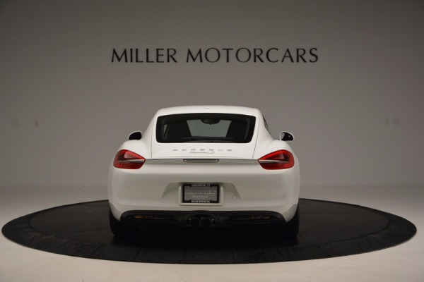 Used 2014 Porsche Cayman S for sale Sold at Pagani of Greenwich in Greenwich CT 06830 6