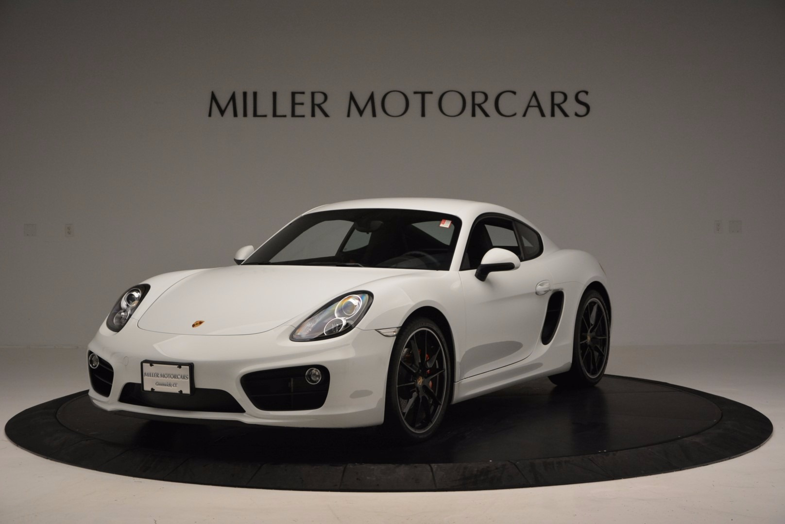Used 2014 Porsche Cayman S for sale Sold at Pagani of Greenwich in Greenwich CT 06830 1