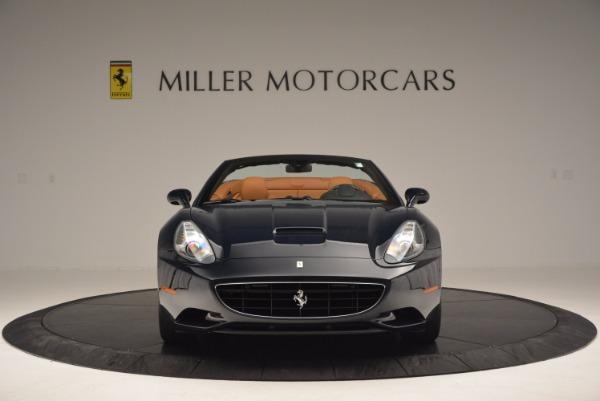 Used 2010 Ferrari California for sale Sold at Pagani of Greenwich in Greenwich CT 06830 12