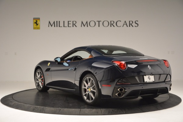 Used 2010 Ferrari California for sale Sold at Pagani of Greenwich in Greenwich CT 06830 17
