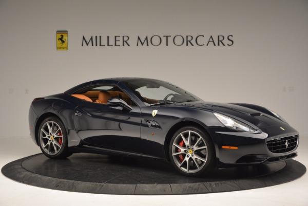 Used 2010 Ferrari California for sale Sold at Pagani of Greenwich in Greenwich CT 06830 22
