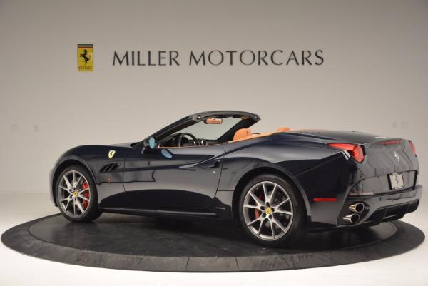 Used 2010 Ferrari California for sale Sold at Pagani of Greenwich in Greenwich CT 06830 4