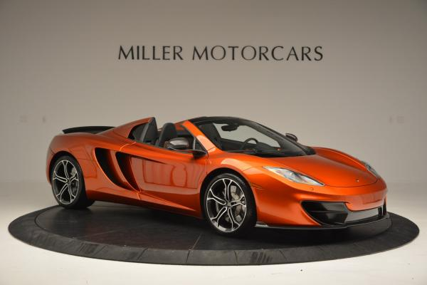 Used 2013 McLaren MP4-12C Base for sale Sold at Pagani of Greenwich in Greenwich CT 06830 10