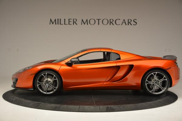 Used 2013 McLaren MP4-12C Base for sale Sold at Pagani of Greenwich in Greenwich CT 06830 14