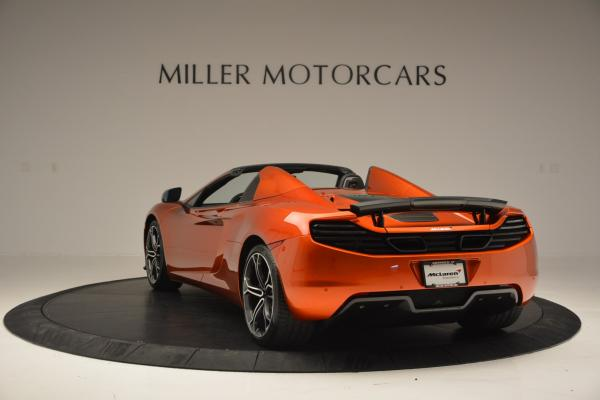 Used 2013 McLaren MP4-12C Base for sale Sold at Pagani of Greenwich in Greenwich CT 06830 5