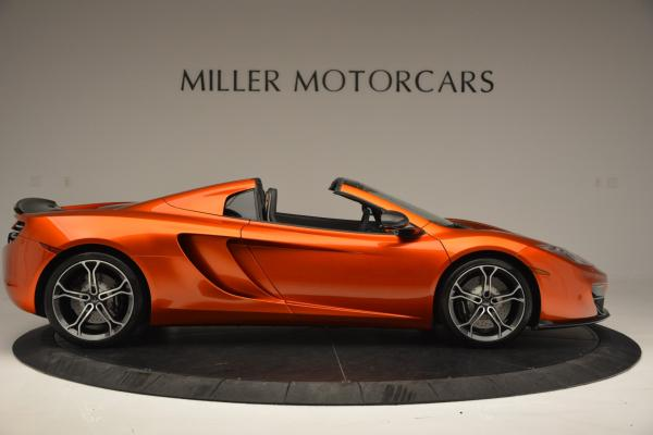 Used 2013 McLaren MP4-12C Base for sale Sold at Pagani of Greenwich in Greenwich CT 06830 9