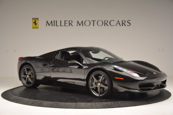 Used 2015 Ferrari 458 Spider for sale Sold at Pagani of Greenwich in Greenwich CT 06830 22