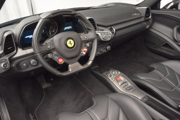 Used 2015 Ferrari 458 Spider for sale Sold at Pagani of Greenwich in Greenwich CT 06830 25