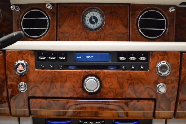Used 2011 Rolls-Royce Phantom for sale Sold at Pagani of Greenwich in Greenwich CT 06830 14