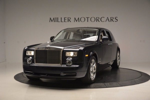 Used 2011 Rolls-Royce Phantom for sale Sold at Pagani of Greenwich in Greenwich CT 06830 1