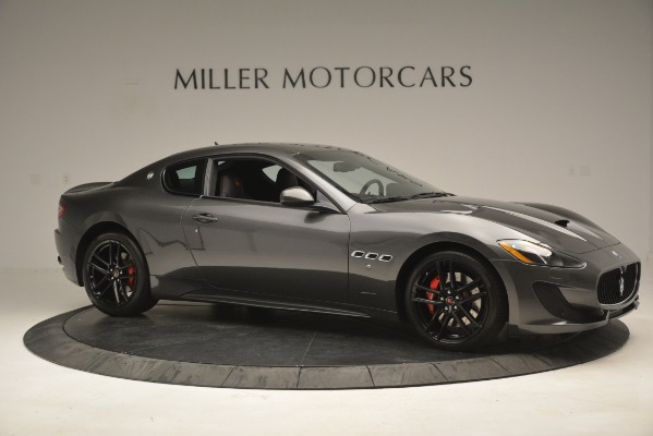 Used 2017 Maserati GranTurismo GT Sport Special Edition for sale Sold at Pagani of Greenwich in Greenwich CT 06830 10